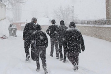 Sivas'da okullar tatil mi valilik 9 Ocak kararı