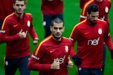 Galatasaray sponsorda voliyi vurdu