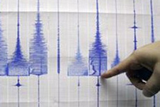 Nevşehir'de hafif şiddette deprem