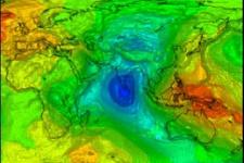 Yerçekimini Ölçen Yeni Bir Dünya Haritası