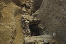 Camili Höyük'te kurtarma kazıları