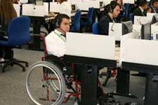 Engelli memur adayına kötü haber
