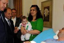7 ay sonra Başbakan'ın yanı başında