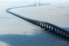 Türkiye'nin en uzun köprüsü yolda