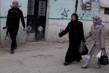 Suriye'de kadınlara tecavüz ediliyor