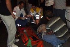 Ankara'da trafik kazası: 2 ölü 4 yaralı
