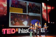 Eğitim hayalleri TEDxIhlasCollegeED'ye aktı
