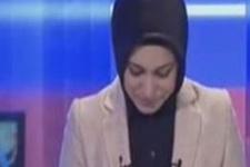 TRT şeş spikeri gözyaşlarını tutamadı