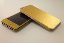 Altın renkli iPhone'a rakip geldi