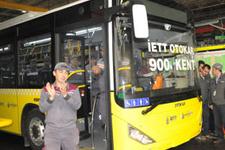 Marmaray için İETT'den 5 yeni güzergah