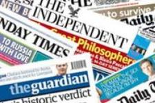 21 Kasım İngiltere Basın Özeti