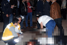 Adana'da sokak ortasında cinayet!