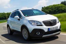 Opel Mokka Avrupa'da rekor kırdı!