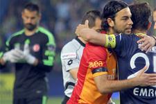 Galatasaray-Fenerbahçe derbisi bugün (FB-GS) 6 Nisan 2014