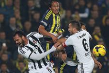 Beşiktaş-Fenerbahçe derbi maçı bugün (BJK-GS) 20 Nisan 2014
