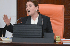 Meral Akşener'den Kamer Genç'e ayar İZLE