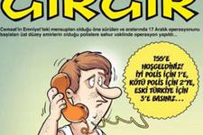 22 Temmuz operasyonu mizah dergilerinin kapağında