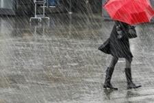 AKOM'dan şiddetli yağış uyarısı! Bu saate dikkat
