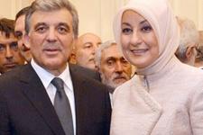 First Lady Gül'den iki gazeteciye sert tepki