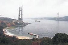 3. köprü inşaatında kaza! SON DAKİKA