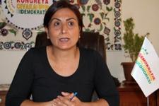 Aysel Tuğluk, AK Parti'yi sildi!