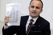 CHP'li vekilin parası TÜRGEV'e bağış oldu