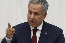 Bülent Arınç'tan MHP'li Halaçoğlu'na gönderme