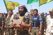 Suriye'de 'Allahu Ekber' ve 'Biji Serok Apo' ittifakı!