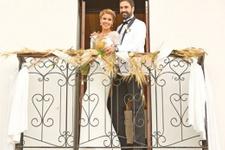 Gülben Ergen sürprizi Erhan Çelik ile bakın nerde evlendi?