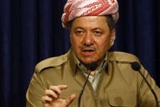 Barzani de Kobani kavgasına başladı!