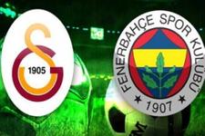 Galatasaray ve Fenerbahçe'nin muhtemel 11'leri
