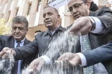 CHP'lilerden ilginç 17 Aralık protestosu