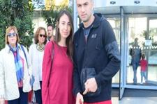Galatasaraylı futbolcular alışverişte