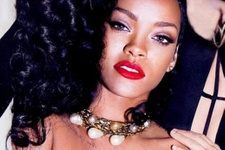 Rihanna'nın olay yaratan klibinin perde arkası
