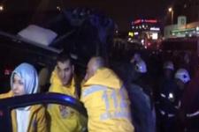Ankara'da kaza: 2 ölü 2 yaralı