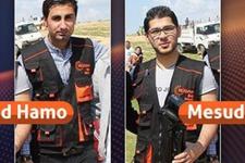 IŞİD Kürt gazetecileri kaçırdı!