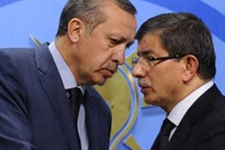 Erdoğan ve Davutoğlu arasında...