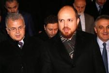 Bilal Erdoğan'dan Rize Valisi'ne ziyaret