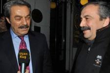 HDP'li Sırrı Süreyya Önder ve Kadir İnanır'dan flaş buluşma