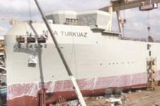 Türkiye'nin ilk yerli petrol arama gemisi