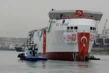 Türk yapımı Turkuaz denize indirildi
