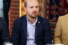 Bilal Erdoğan muhalefeti topa tuttu