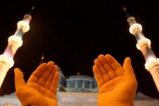 Recep ayı ibadetleri Peygamberin duası
