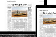 New York Times'tan skandal sansür