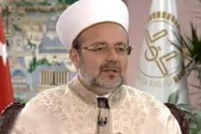 Görmez'den Hac faciası açıklaması: Hz Muhammed...