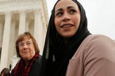 ABD bu Müslüman kadını konuşuyor!