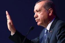 Erdoğan'dan TÜRGEV'e açık destek!