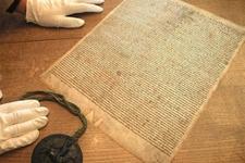 Magna Carta ilk kez yurt dışına çıkıyor