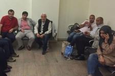 İsrail Türk gazetecileri gözaltına aldı!