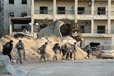 Halep'in kuzeyinde    Türk lirası kararı